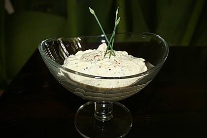 Honig - Senf - Frischkäse 2