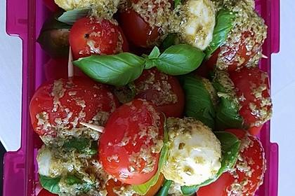 Tomaten - Mozzarella - Spieße 34