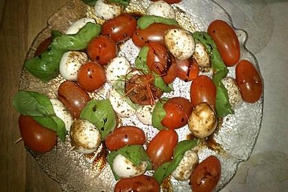 Tomaten - Mozzarella - Spieße 42