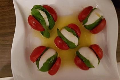 Tomaten - Mozzarella - Spieße 29