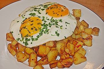 Magdeburger Bratkartoffeln