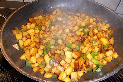Magdeburger Bratkartoffeln 2