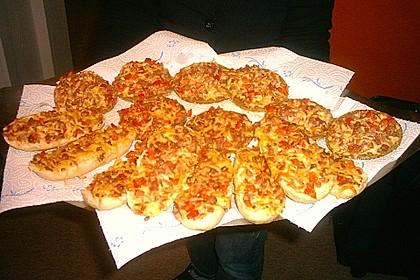 Superschnelle Pizzabrötchen 34
