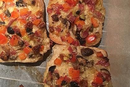 Superschnelle Pizzabrötchen 33
