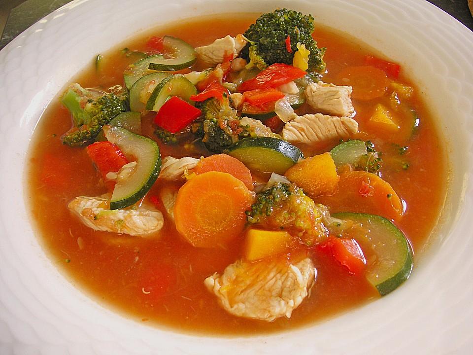 suppe zum abnehmen rezept, sandras wunder - suppe von schwesters1803 | chefkoch.de, Design ideen