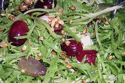 Käse - Trauben - Salat 10