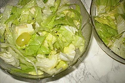 Käse - Trauben - Salat 18