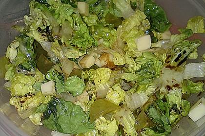 Käse - Trauben - Salat 12
