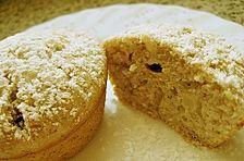 Apfel - Nuss - Muffins