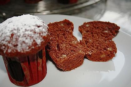 schoko banane muffins rezept mit bild von danyp. Black Bedroom Furniture Sets. Home Design Ideas