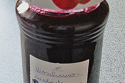 Kirschmarmelade 3