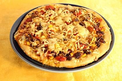 Chili con carne - Pizza 2