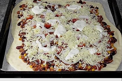 Chili con carne - Pizza 5