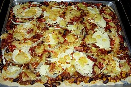 Chili con carne - Pizza 10