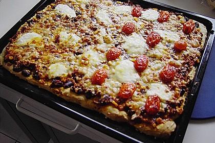 Chili con carne - Pizza 21