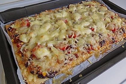 Chili con carne - Pizza 12