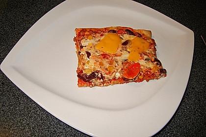 Chili con carne - Pizza 13