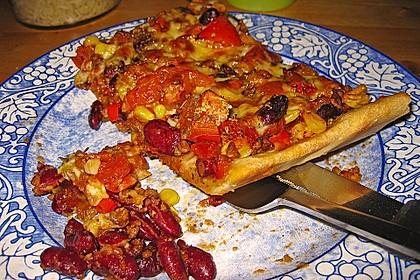 Chili con carne - Pizza 8