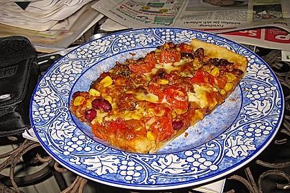 Chili con carne - Pizza 4