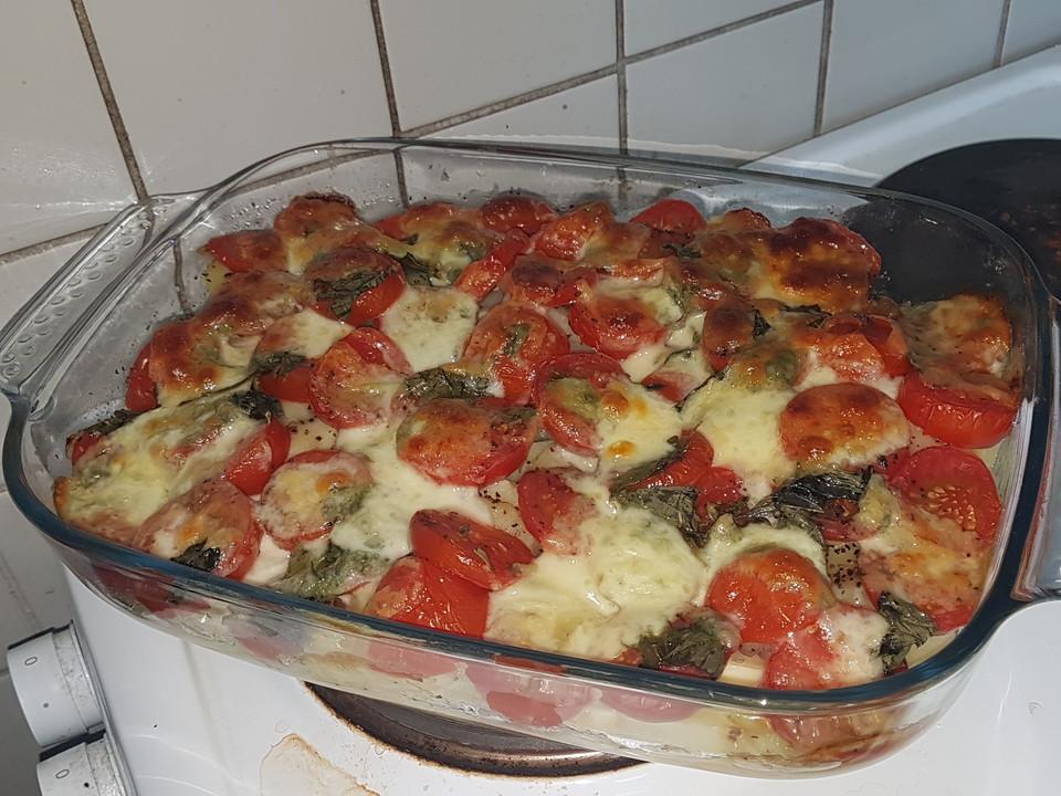 Rezept kartoffel tomate mozzarella