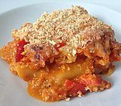 Paprika - Cashew - Lasagne