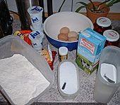 Kirschkuchen mit Schmandguss (Bild)