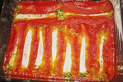 Spinat - Ricotta - Muscheln 15
