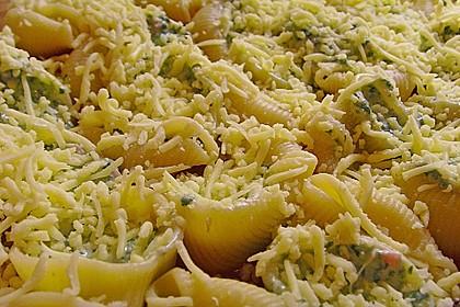 Spinat - Ricotta - Muscheln 8