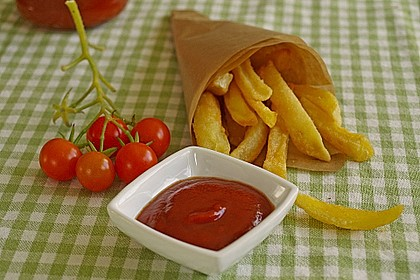 Selbstgemachtes Ketchup 1