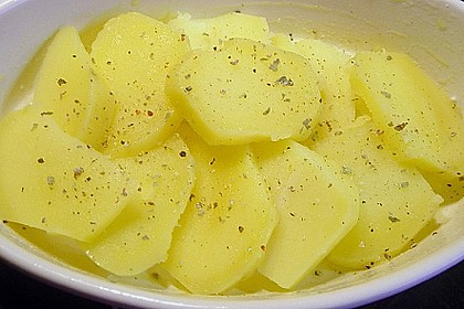 Hack - Kartoffel - Brokkoli - Auflauf 12
