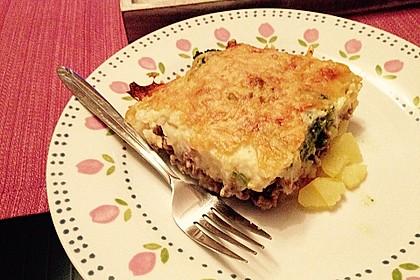 Hack - Kartoffel - Brokkoli - Auflauf 7