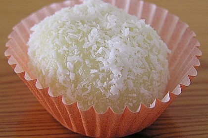 Erfrischende Limetten - Kokosnuss - Trüffel 4