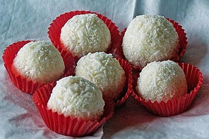 Erfrischende Limetten - Kokosnuss - Trüffel 2