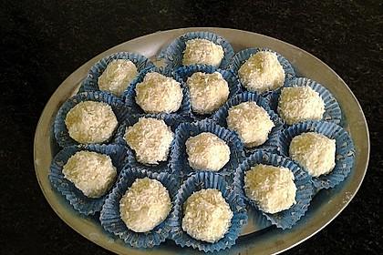 Erfrischende Limetten - Kokosnuss - Trüffel 3