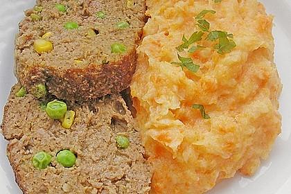 Kartoffel - Karotten - Pastinaken - Püree 1