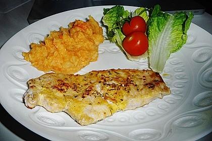 Kartoffel - Karotten - Pastinaken - Püree 5