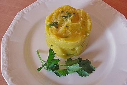 Kartoffel - Karotten - Pastinaken - Püree