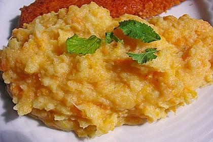 Kartoffel - Karotten - Pastinaken - Püree 3