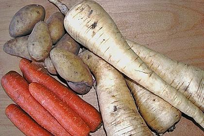 Kartoffel - Karotten - Pastinaken - Püree 11
