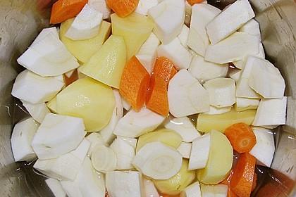 Kartoffel - Karotten - Pastinaken - Püree 9