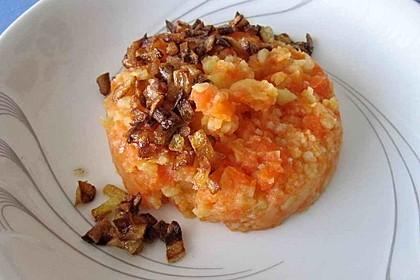 Kartoffel - Karotten - Pastinaken - Püree 2