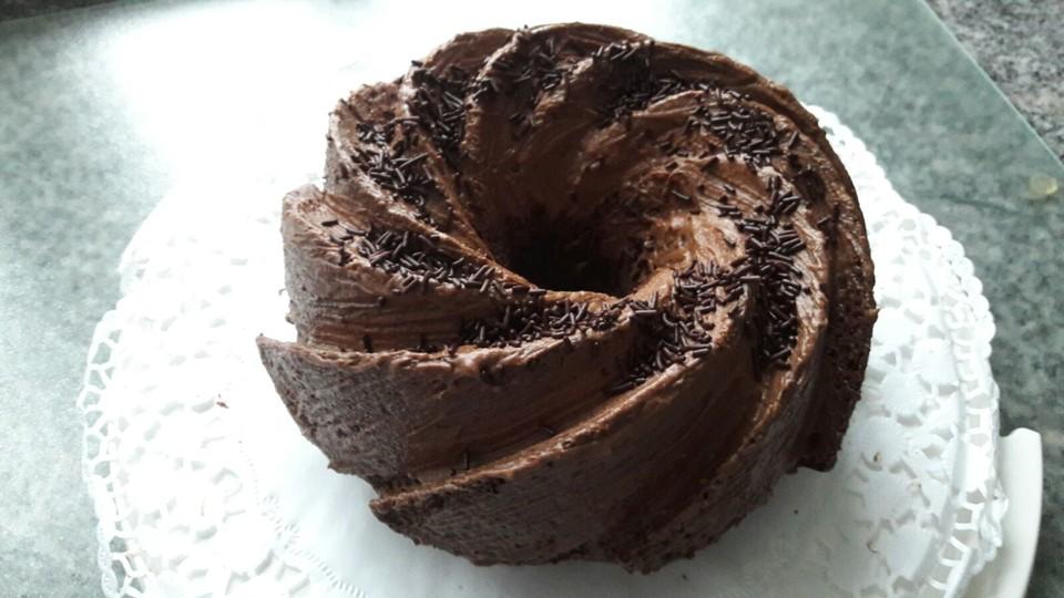 einfacher schokoladenkuchen rezepte. Black Bedroom Furniture Sets. Home Design Ideas