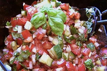 Gurken - Tomatensalat 45