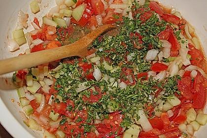 Gurken - Tomatensalat 43