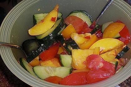 Gurken - Tomatensalat 42