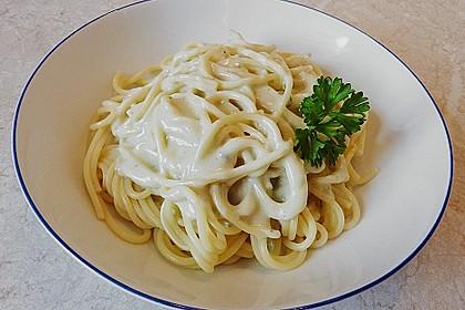 Gorgonzolasauce 1
