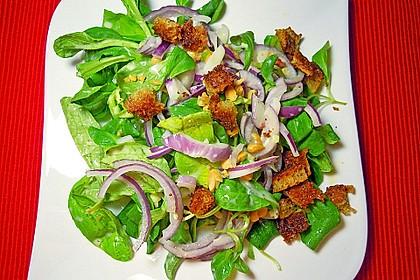 Karibischer Salat