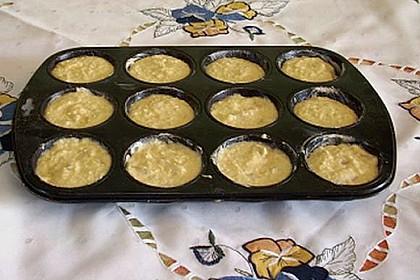 Ananas - Kokos - Muffins 40
