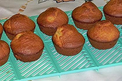 Ananas - Kokos - Muffins 30