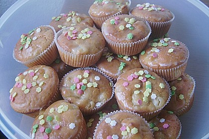 Ananas - Kokos - Muffins 15